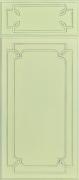 Фасад окрашенный Корфу